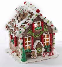 Ideas using gingerbread christmas home decorations Candy This Particular Gingerbread House Would Look Great As Piece To Be Shown Off Not Eaten Within Ceramic Christmas Village Collection Gingerbread Houses 50 Gingerbread House Decoration Ideas For This Christmas