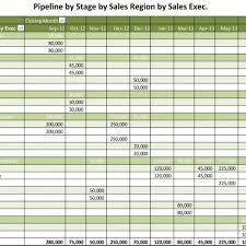 Sales Funnel Spreadsheet Guitafora