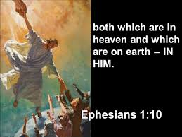 Image result for the church is in heaven in the body of Christ
