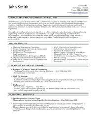 Best Resume Format Sample Engineering Resume Formats Sample Resumes