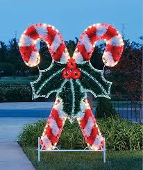 Outdoor Christmas Decorations Candy Canes Enjoyable Inspiration Ideas Outdoor Christmas Candy Cane 3