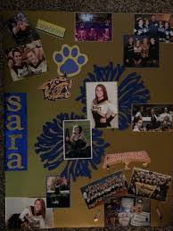 Senior Night Poster 2 Cheer Posters Cheer Gifts Team