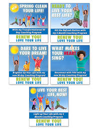 Best Life Coaching Renew You Love Your Life Coaching Program Coaching Tools From The Coaching Tools Company Com
