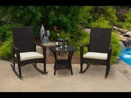 outdoor wicker rocking chairs with cushions. all weather wicker rocking chairs~outdoor chair cushions outdoor chairs with