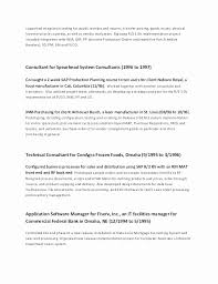 Commercial Finance Manager Sample Resume Inspiration Chief Financial Officer Resume Samples Luxury Resume Format For