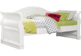 day beds for girls. Perfect Beds Oberon White 3 Pc Twin Daybed Throughout Day Beds For Girls Y