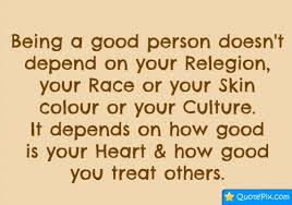 Good Person Quotes Simple Being A Good Person QuotePix Quotes Pictures Quotes Images