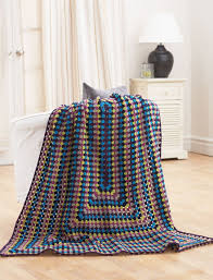 Yarnspirations Patterns Adorable Yarnspirations Bernat Granny Blanket Patterns