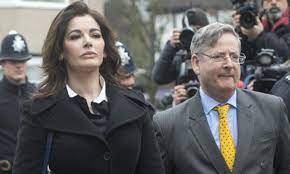 Nigella's brother Dominic Lawson makes a passionate defence of her honour    Daily Mail Online