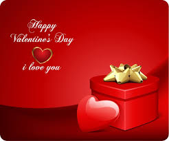 Valentine's Day Card Vector | Free Vector Graphics | All Free Web ...