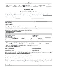 cc auth form hilton credit card authorization fill online printable fillable
