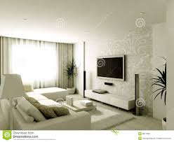 Modern Design For Living Room Modern Design Interior Of Living Room Royalty Free Stock Images