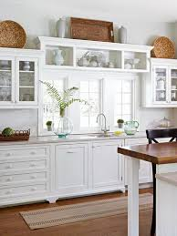 Small Picture Simple Kitchen Design Layout with White Kitchen Set House
