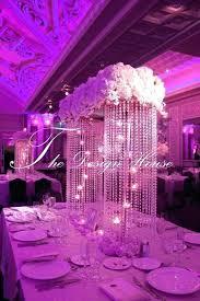 chandelier centerpieces for weddings chandeliers table top