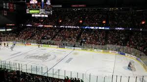 Van Andel Arena Seating Chart Wrestling Van Andel Arena Section 206 Row E Seat 21 Grand Rapids