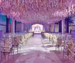 Wedding Design Ideas 5 Wedding Flower Design Ideas From Celebrity Designer Preston Bailey Create A Heaven On Earth