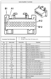 chevy impala factory amp wiring diagram  2002 suburban stereo wiring diagram 2002 image on 2004 chevy impala factory amp wiring