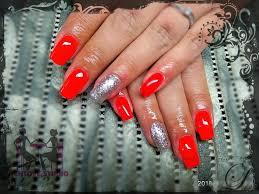 Gelové Nehty Inspirace č140 Magic Nails Gelové Nehty