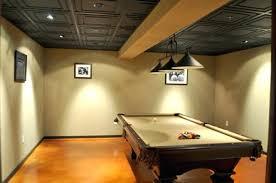 7 basement ceiling ideas august ceiling tile alternatives