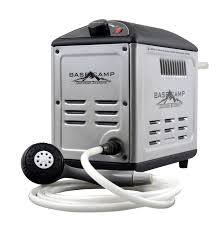 Portable Battery Powered Heater Boss Xb13 Battery Operated Shower System Basecamp