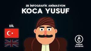Koca Yusuf Kimdir? İnfografik Animasyon (Turkish) - YouTube