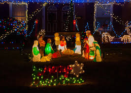 Lighted Nativity Set For Yard The 5 Best Places To Buy Blow Mold Yard Decorations In 2020