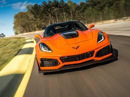 2019 chevrolet corvette zr1 first review