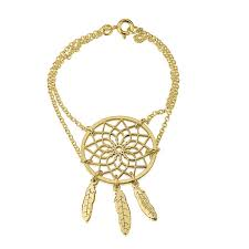 Dream Catcher Gold Bracelet Hey I Found This Really Awesome Etsy Listing At Wwwetsy 91