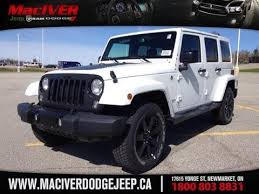 jeep wrangler white 2014. 2014 white jeep wrangler altitude newmarket ontario maciver dodge h