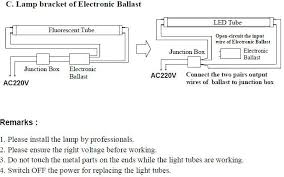 wiring diagram for t led tube wiring wiring diagrams