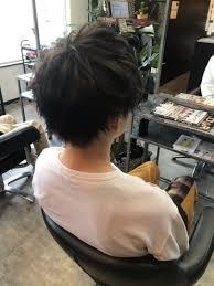 Non Edge 苫小牧 さんのヘアスタイル メンズ ナチュラル無造作マッシ