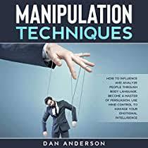 Manipulation Techniques Audiobook | Dan Anderson | Audible.co.uk