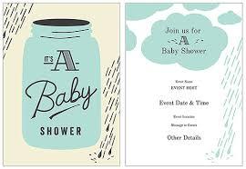 10 Unique Baby Shower Invitation Ideas Psprint Blog