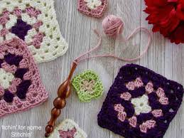 Classic Granny Square Pattern Enchanting How To Crochet Basic Granny Squares Itchin' For Some Stitchin'