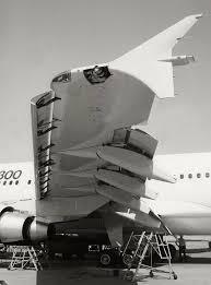 Лоскут (аэронавтики) - Flap (aeronautics) - qwe.wiki