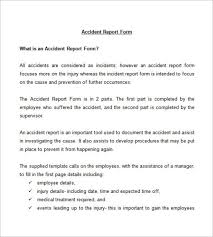 Sample Fire Investigation Report Template Elegant 37 Incident Report