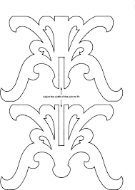 66ebd6eaafaeadc7f345b720a3dd8ac4 25 best ideas about scroll saw patterns free on pinterest on printable scroll