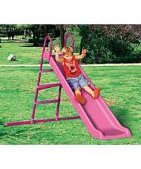 Chad Valley Straight Pink Slide Amazon Co Uk Toys Games