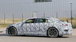 El mercedes eqs está sustentado por la plataforma eva 2, una arquitectura desarrollada específicamente para automóviles eléctricos, lo que permite acomodar de manera más efectiva el. Eqs To Be The First Mercedes Benz Eq In U S