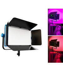 Yidoblo Rgb A2200c Led Video Film Light Panel Lamp 2800k 10000k
