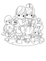 Small Picture Precious Moments Wedding Coloring Pages Free Printable Precious