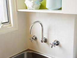 wall mount kitchen faucet laundry room contemporary with faucet