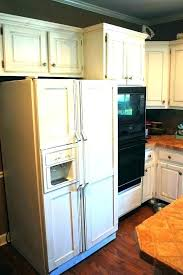 ikea cabinet above refrigerator refrigerator