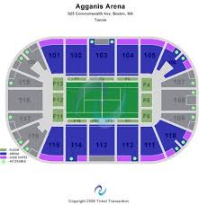 Agganis Arena Tickets And Agganis Arena Seating Chart Buy