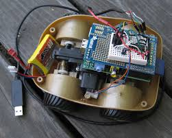 driving two dc motors with a raspberry pi
