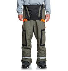 Dc Snow Pants Size Chart Revival Snow Bib Pants