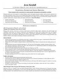 Assistant Principal Resume Teacher To Assistant Principal Cover