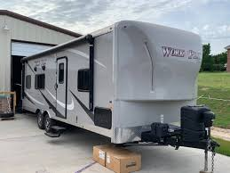 used forest river work and play 25 wb travel trailer rvs