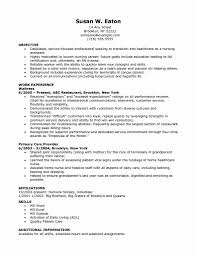 50 Best Of Sample Lpn Resume Objective Resume Writing Tips
