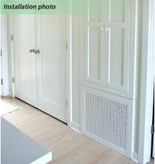 wall return air grille return air grille decorative wall louver cast iron wall air return grille